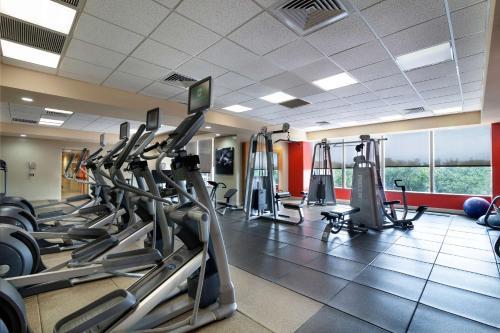 Palestra o centro fitness di Radisson Hotel JFK Airport