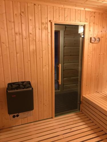 Spa eller annen velværeavdeling på Camp Dronningkrona