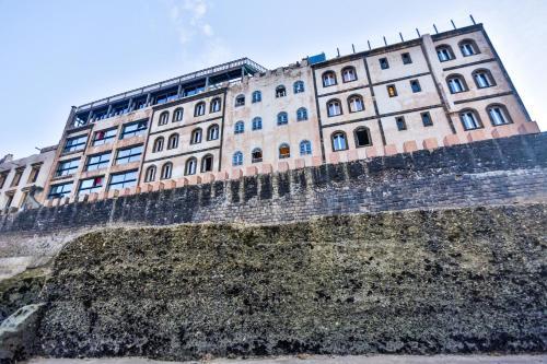 Edificio en el que se encuentra el riad