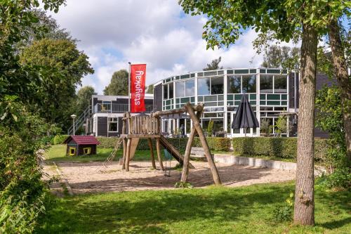 Children's play area at Stayokay Hostel Dordrecht - Nationaal Park De Biesbosch