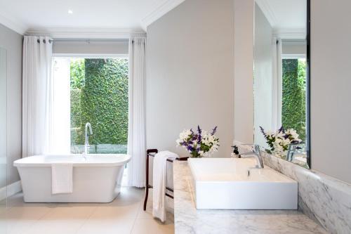 A bathroom at Lexden