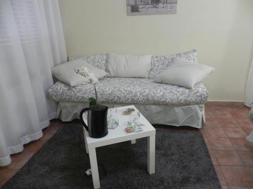 Area soggiorno di Hotel Villa Romana