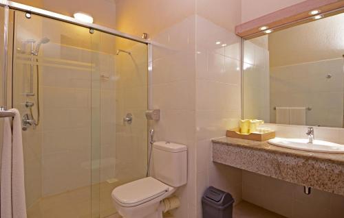 Ванная комната в Adaaran Club Rannalhi