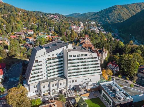 A bird's-eye view of Hotel International