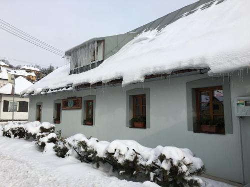 Villa Vita during the winter