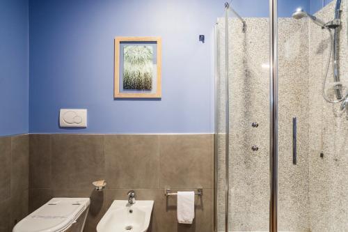 Bagno di Best Western Hotel Santa Caterina