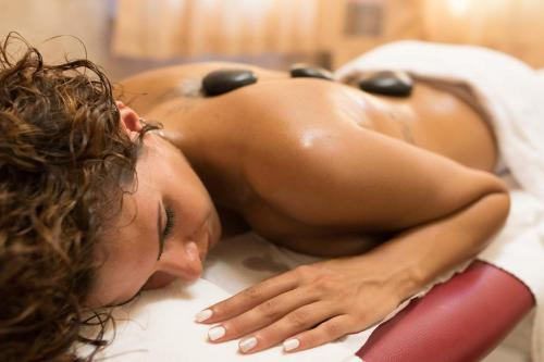 Spa and/or other wellness facilities at Residence Terme Di Sorano