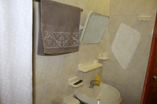 Ванная комната в Гостевой дом «На Гоголя 16»