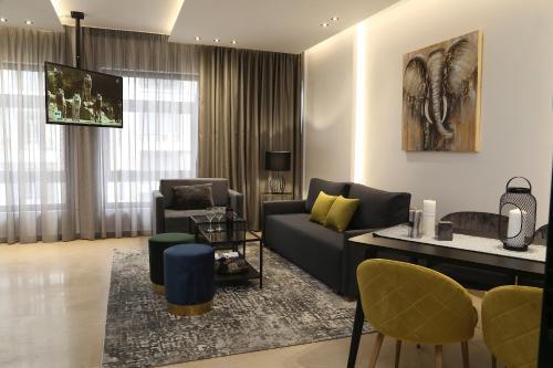 ZH Luxury Suites City Center view