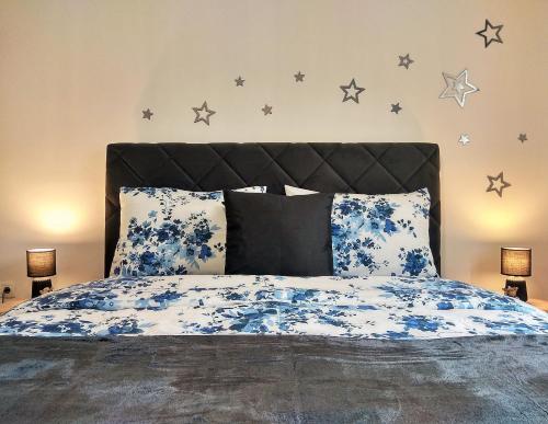 Postel nebo postele na pokoji v ubytování Apartment Angel Zagreb 2