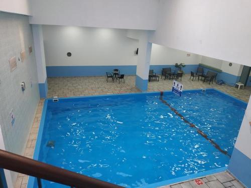 The swimming pool at or close to Marina Ashkelon apartment