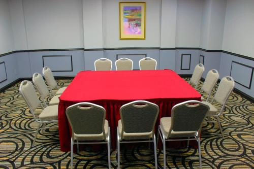 The business area and/or conference room at Holiday Inn Express Van Nuys, an IHG Hotel