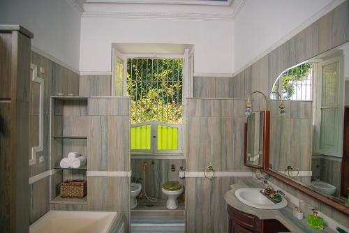 Un baño de Villa Alexandrino