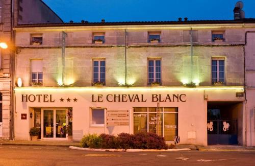 Citotel Hotel Cheval Blanc Cognac, France
