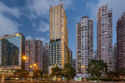 Holiday Inn Express Hong Kong Mongkok, an IHG Hotel