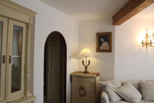Posezení v ubytování Penzion St. Florian Příbor
