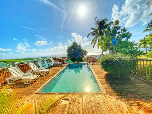 Paradis Tropical appart'hotel
