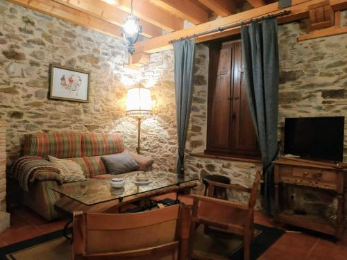 Zona de estar de La Forqueta y El Fontanal