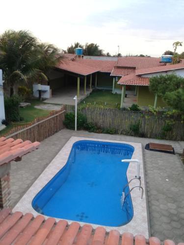 The swimming pool at or close to Pousada Recanto Atalaia