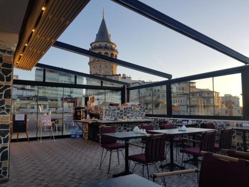 Ресторан / где поесть в The Galataport Hotel