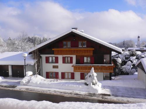 Alpenliebe Ferienwohnungen im Winter