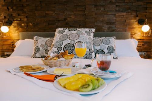 Opciones de desayuno disponibles en Centric Atiram Hotel