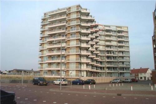 Bâtiment de l'appartement