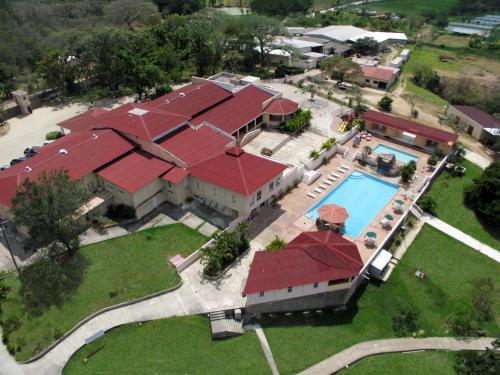Comayagua Golf Club a vista de pájaro