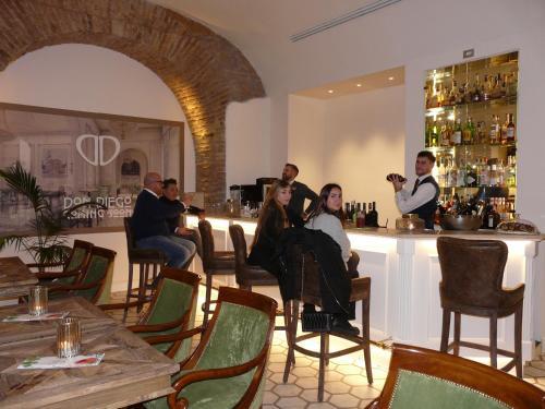 Ristorante o altro punto ristoro di Hotel Milton Roma