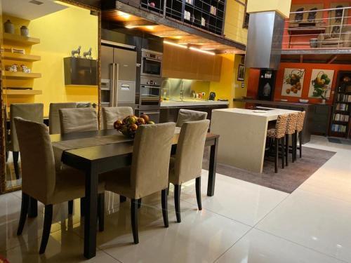Restaurant ou autre lieu de restauration dans l'établissement Sliema La Loggia DeLuxe Suites