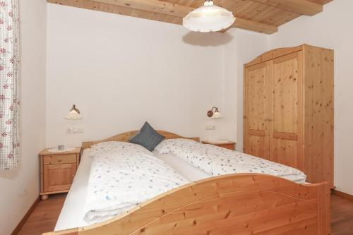 Cama o camas de una habitación en Gasleidhof