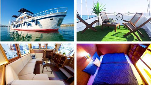 HOMEBOAT-bateau hôtel