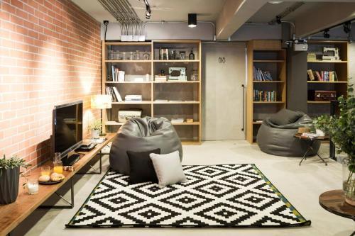 BED STATION Hostel Ratchthewi