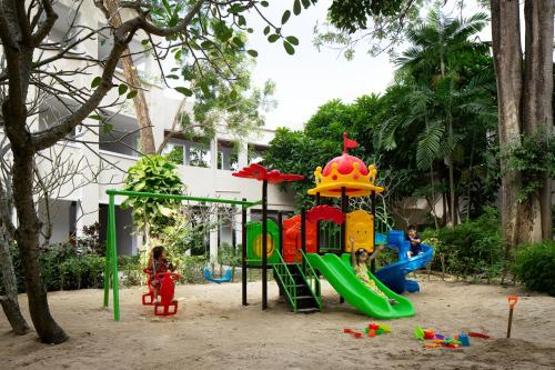 Children's play area at Samui Palm Beach Resort - SHA Plus