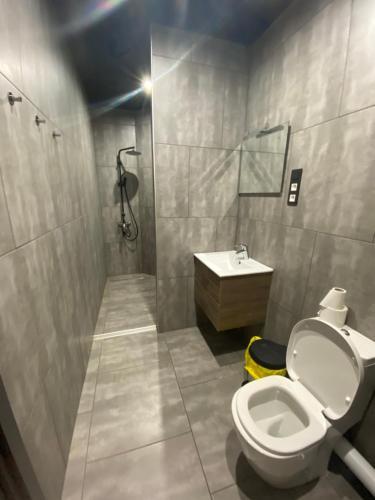 A bathroom at Appartement Studio Tournai