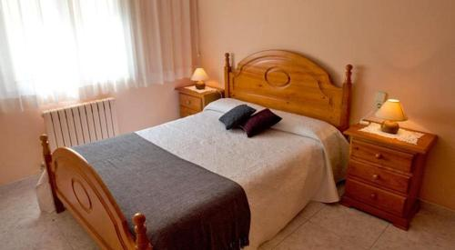 Cama o camas de una habitación en Apartaments Can Xel