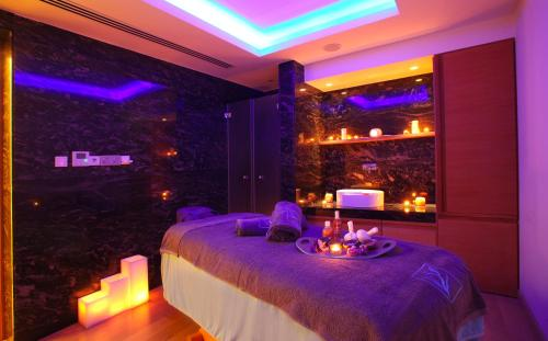Spa and/or other wellness facilities at Olympic Residence Deluxe Apartments