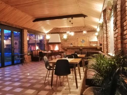 Ресторант или друго място за хранене в Horizont Dobrinishte