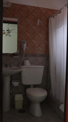 Un baño de Hotel Albert