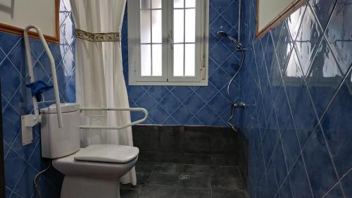 Un baño de Hotel Rural La Pedriza Original