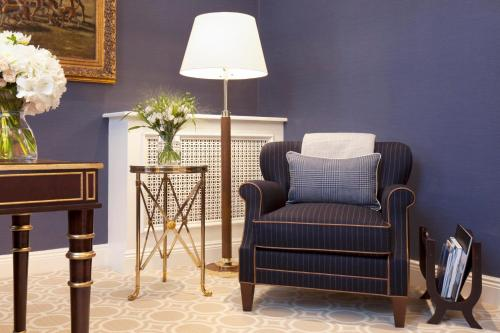 A seating area at Trump Turnberry, A Luxury Collection Resort, Scotland