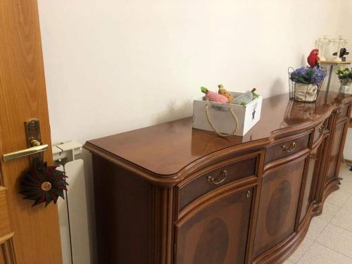 A kitchen or kitchenette at Maristella 39