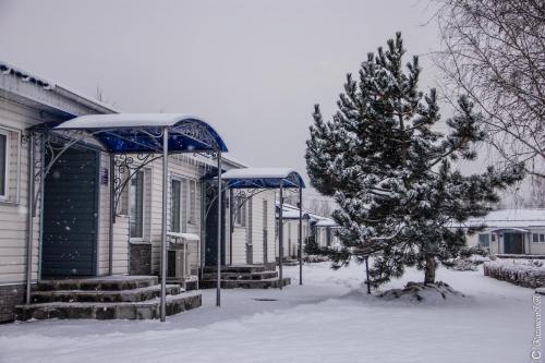 Аэроград Отель зимой