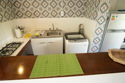 A kitchen or kitchenette at Hare Aukara