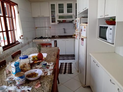 A kitchen or kitchenette at Casa Garcia