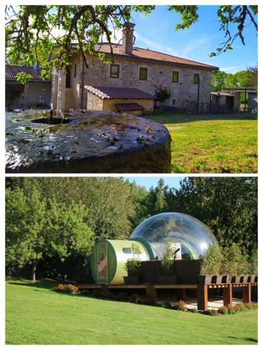 REMANSO DE TRASFONTAO Casa das Árbores & Bubble