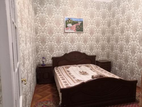 Кровать или кровати в номере Отдохни на 5