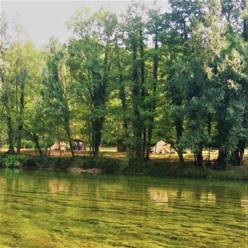 Robinson camp Kupa - Juratovićki brig