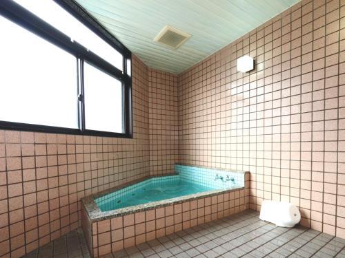 The swimming pool at or close to Nanakuraso