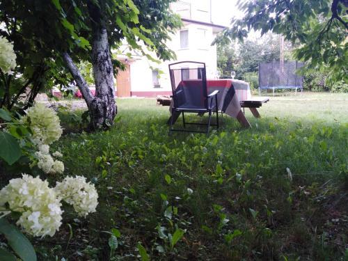 Ogród w obiekcie 7 Niebo